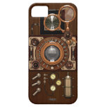Vintage Steampunk TLR Camera Case For The iPhone 5