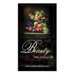 Vintage Still Life Fruit Design Business Cards