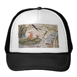 Vintage Storybook Thumbelina Cap