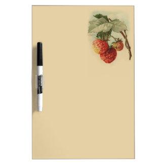 Vintage strawberries Dry-Erase board
