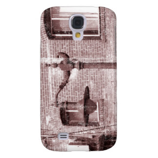 Vintage Street Lamp Samsung Galaxy S4 Cover