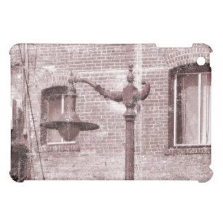 Vintage Street Lamp iPad Mini Covers
