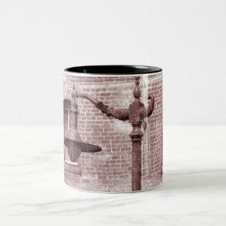 Vintage Street Lamp Mug