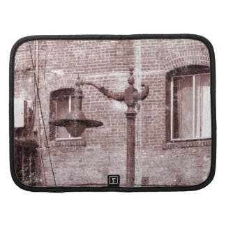 Vintage Street Lamp Planner