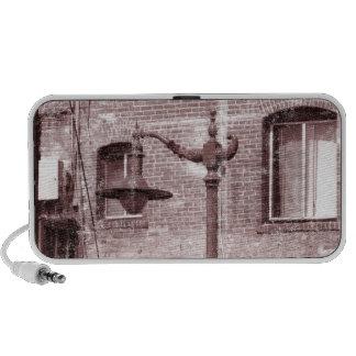 Vintage Street Lamp Speaker System