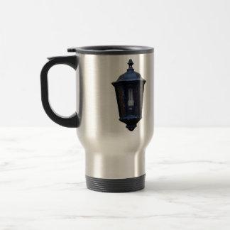 Vintage Street Light Lamp Coffee Mug