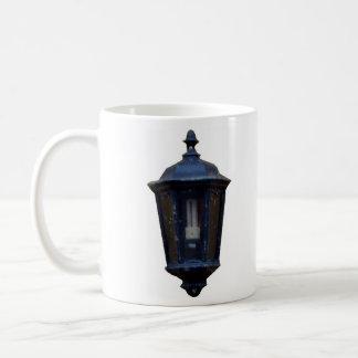 Vintage Street Light Lamp Mug