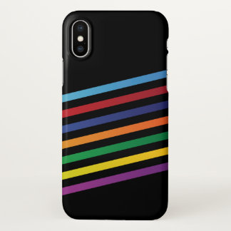 Vintage Striped phone case
