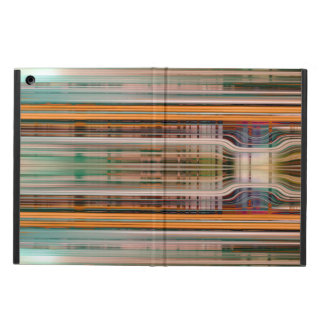 Vintage stripes pattern cover for iPad air