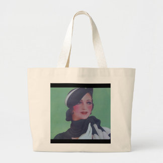 Vintage Style 1932 Canvas Bags