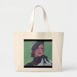 Vintage Style 1932 Jumbo Tote Bag