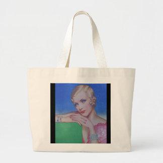 Vintage Style 1932 Tote Bags