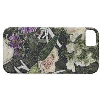 Vintage style bouquet lPhone case
