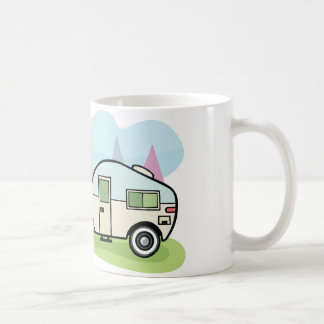 Vintage Style Camper Mug