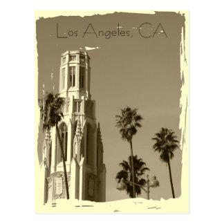 Vintage Style Los Angeles Postcard! Postcard