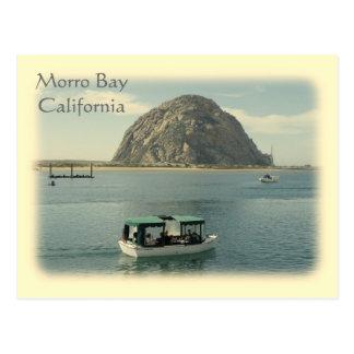 Vintage Style Morro Bay Postcard!
