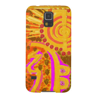 VINTAGE Style: Reiki Chokuray and Sayhaykey Galaxy S5 Case