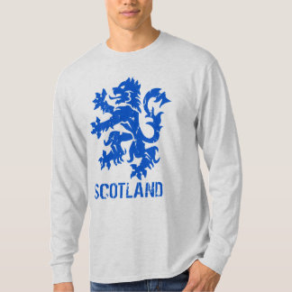 Vintage Style Scottish Lion Rampant T-Shirt