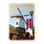 Vintage Style Solvang Postcard!