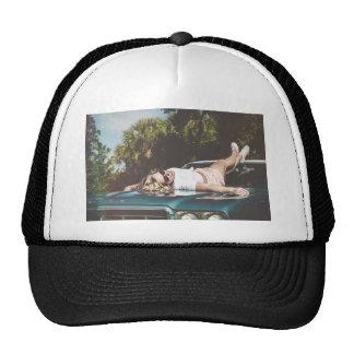 Vintage Style Trucker Hat