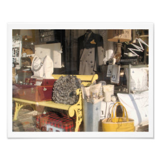 """Vintage Style"" Vintage Goods Photographic Print"