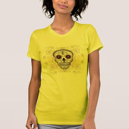 Vintage Sugar Skull Shirt