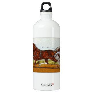 Vintage Sulky Horse Racing SIGG Traveller 1.0L Water Bottle