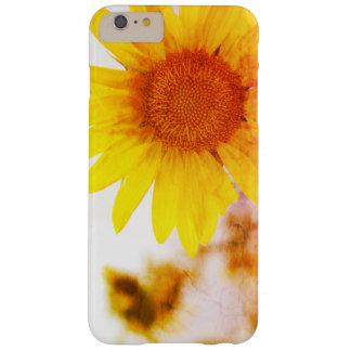 Vintage Sunflower Photography Barely There iPhone 6 Plus Case