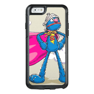 Vintage Super Grover 2 OtterBox iPhone 6/6s Case