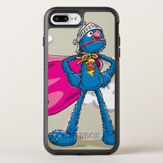 Vintage Super Grover 2 OtterBox Symmetry iPhone 8 Plus/7 Plus Case