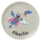 Vintage Super Grover | Add Your Name Plate