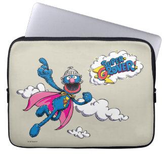 Vintage Super Grover Laptop Sleeve