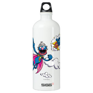 Vintage Super Grover Water Bottle
