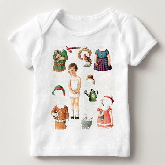 VINTAGE SUPREME PAPER DOLLS SWEETIE BABY T-Shirt