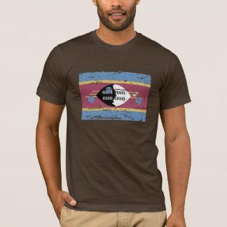 Vintage Swaziland Flag T-Shirt
