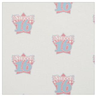 Vintage Sweet 16 Fabric