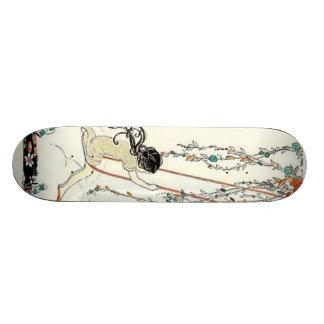 Vintage Swing Skateboard