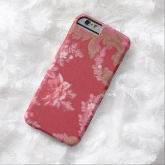 Vintage Swirls Floral Roses iPhone 6 Case