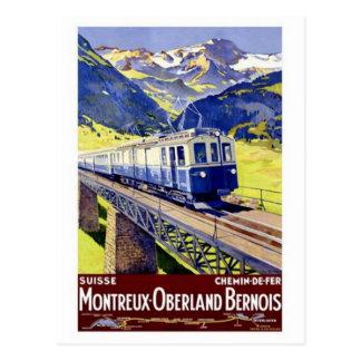 Vintage Switzerland - Postcard