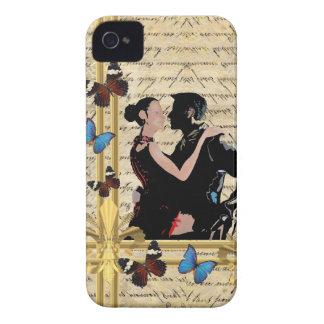 Vintage tango dancers. Case-Mate iPhone 4 case