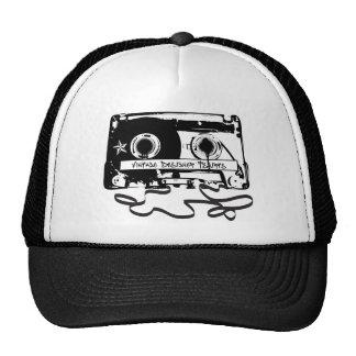 Vintage Tape SprayPaint Design ai Trucker Hats