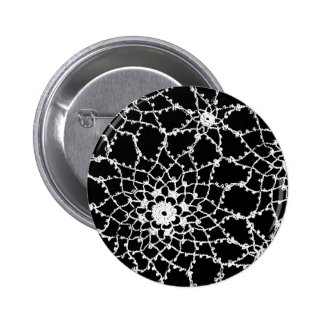 Vintage Tatted Lace Buttons