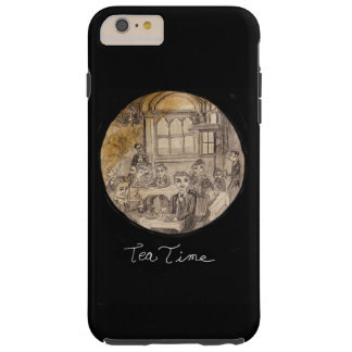 Vintage Tea Time iPhone 6 Plus Case