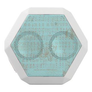 Vintage Teal Nautical Musical Sheet White Boombot Rex Bluetooth Speaker