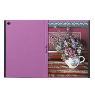 Vintage Teapot with Flowers, iPad Air 2 Case Powis iPad Air 2 Case
