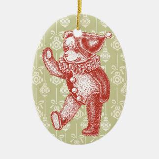 Vintage Teddy Bear Ornament