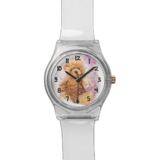 Vintage Teddy Bear Watch