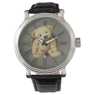 Vintage Teddy Bear Watches