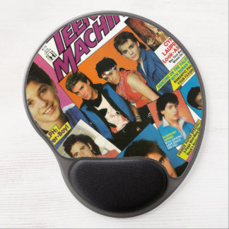 Vintage Teen Magazine Mousepad Gel Mouse Mat