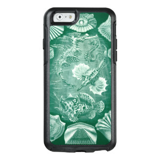 Vintage Teleostei Fish and Shells by Ernst Haeckel OtterBox iPhone 6/6s Case